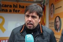 El candidat d'ERC a l'Ajuntament de Molins de Rei, Marcel López // Jose Polo
