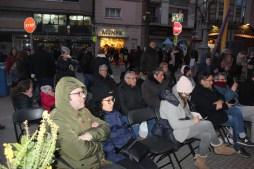 El públic es va interessar pels tastets gastronòmics // David Rodríguez