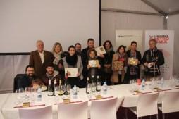 Els guanyadors del Tast de Vins per Parelles // David Rodríguez