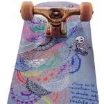 Tabla de skate personalizada