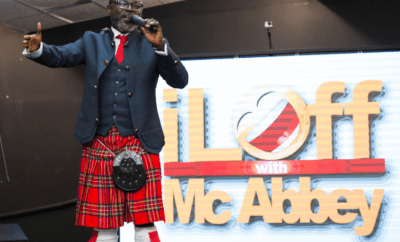 iLaff With MC Abbey Scottish Kilt