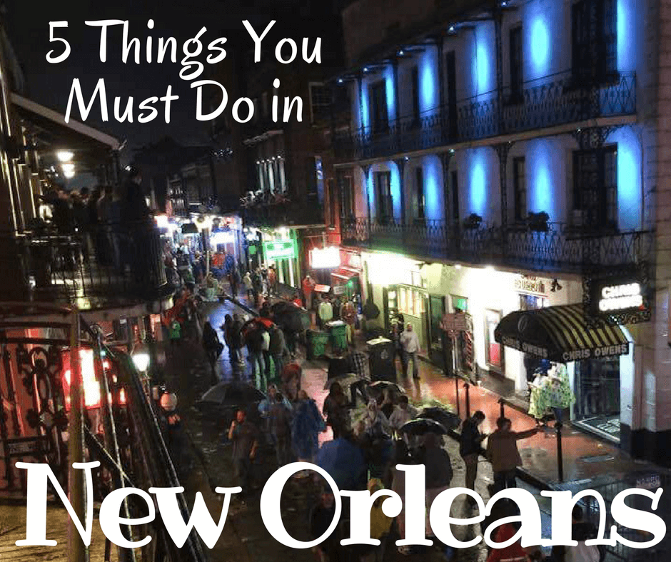Vivacious views travel blog for Must do things in new orleans