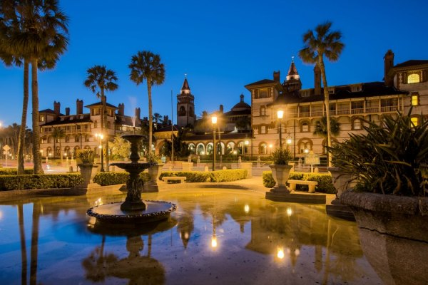 Why you should visit the old town of St. Augustine in Florida