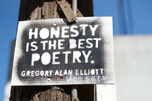 The art of being honest in life and work