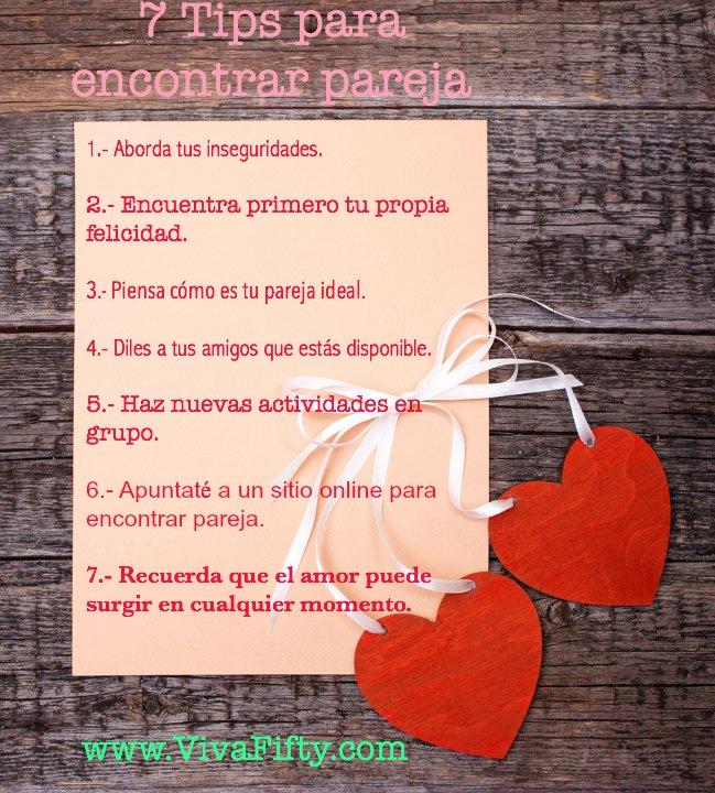 Tips para el amor
