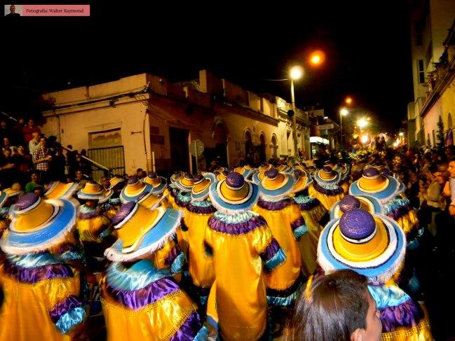 Las Llamadas, ritual de tambores en Montevideo
