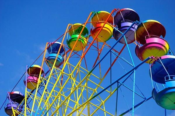 Top 5 Florida Theme Parks