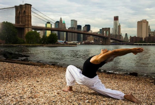 Benefits of yoga in midlife and beyond