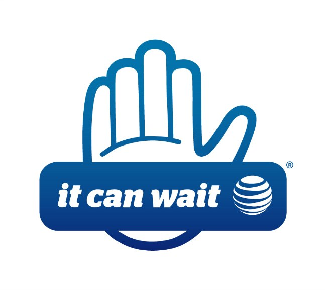Don't tweet and drive! Join AT&T's It Can Wait campaign