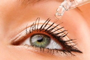 Dealing with dry eyes in menopause