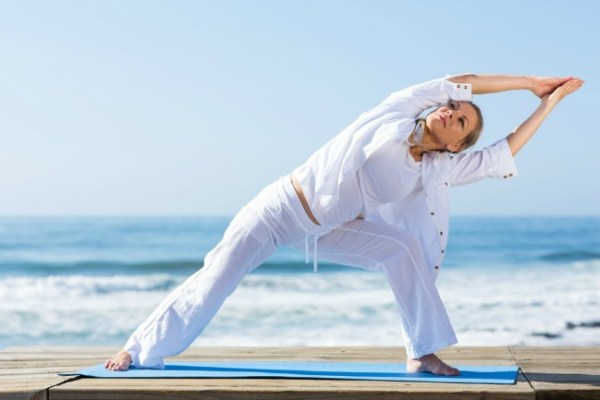 Yoga is especially beneficial over 50 because it helps with many of the physical and emotional changes that come with aging.