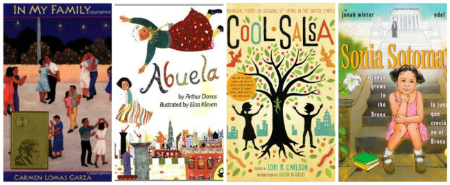 4 Books Latino grandparents can read to their grandchildren