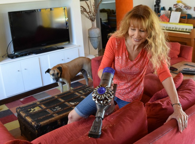 How a cord-free vacuum simplified our life