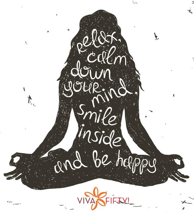 Benefits of meditation in midlife