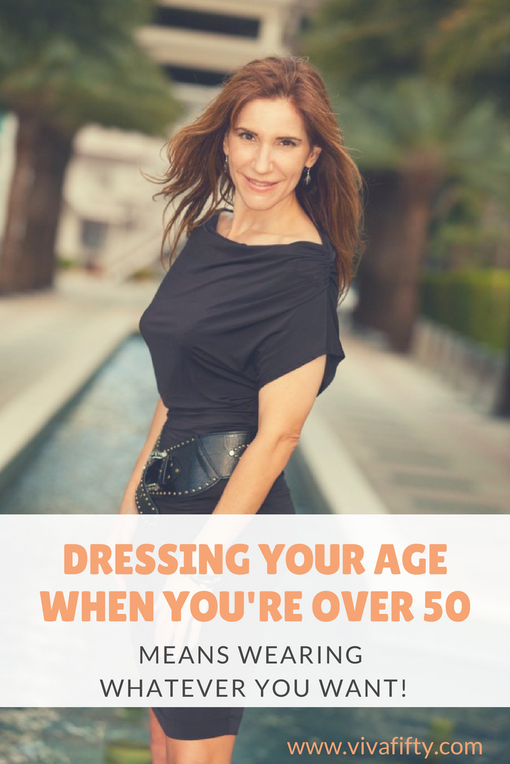What not to wear over 50