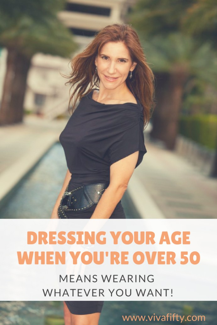 Are you done with the stylists that tell women over a certain age what to wear and what not to wear? We are too! That's why we made our own style guide as to what to wear after 50. Check it out! #style #fashion #midlife #over40 #over50
