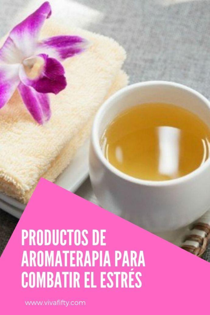 La aromaterapia es muy eficaz para combatir el estrés sin efectos secundarios. Te proponemos algunos productos que nos gustan.