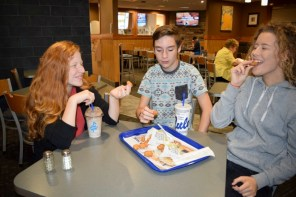 Celebrating National Cheese Curd Day with Culver´s