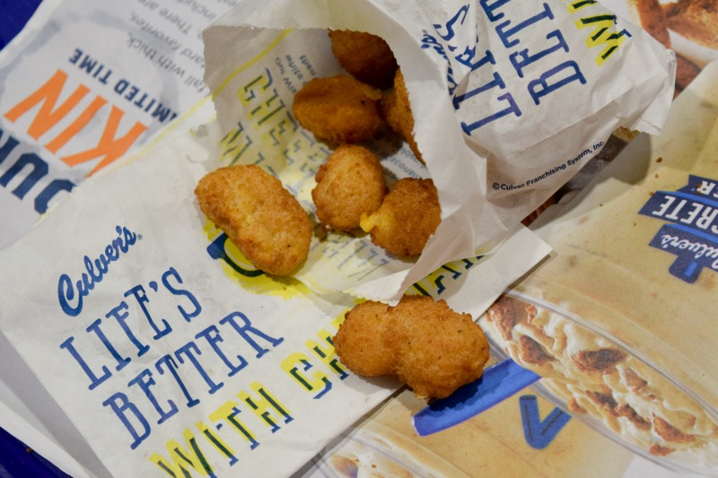 Culvers cheese curds sweepstakes and giveaways