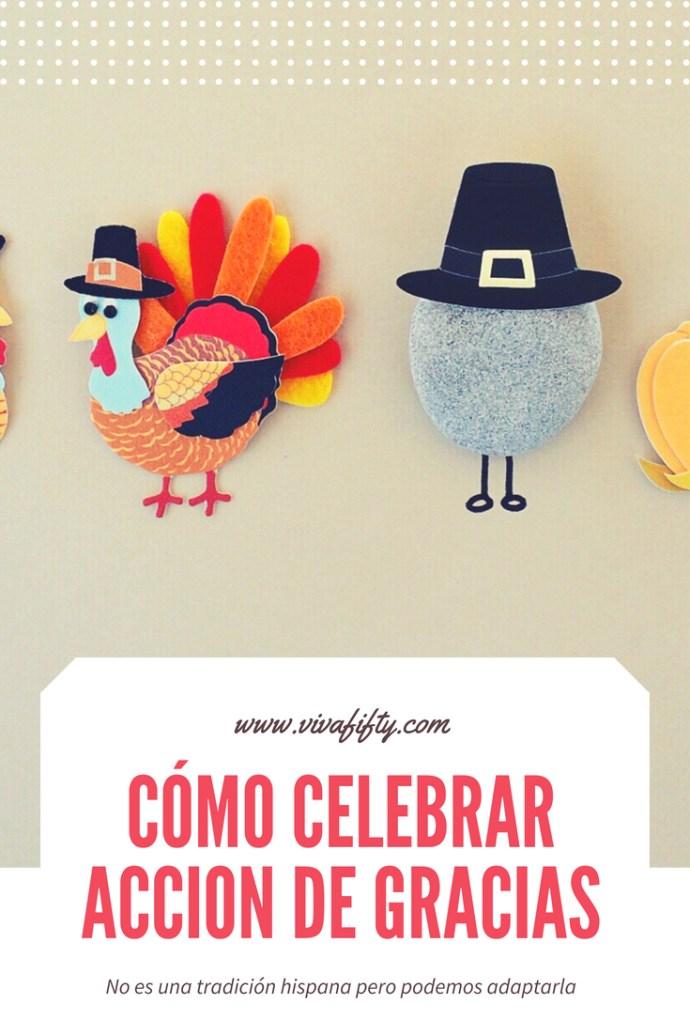 Acción de gracias no es una celebración latina, pero para quienes vivimos en Estados Unidos, puede ser una ocasión para dar las gracias por todas las bendiciones que tenemos. Te damos sugerencias para celebrar este día a nuestra manera. #tradiciones #acciondegracias #latinos