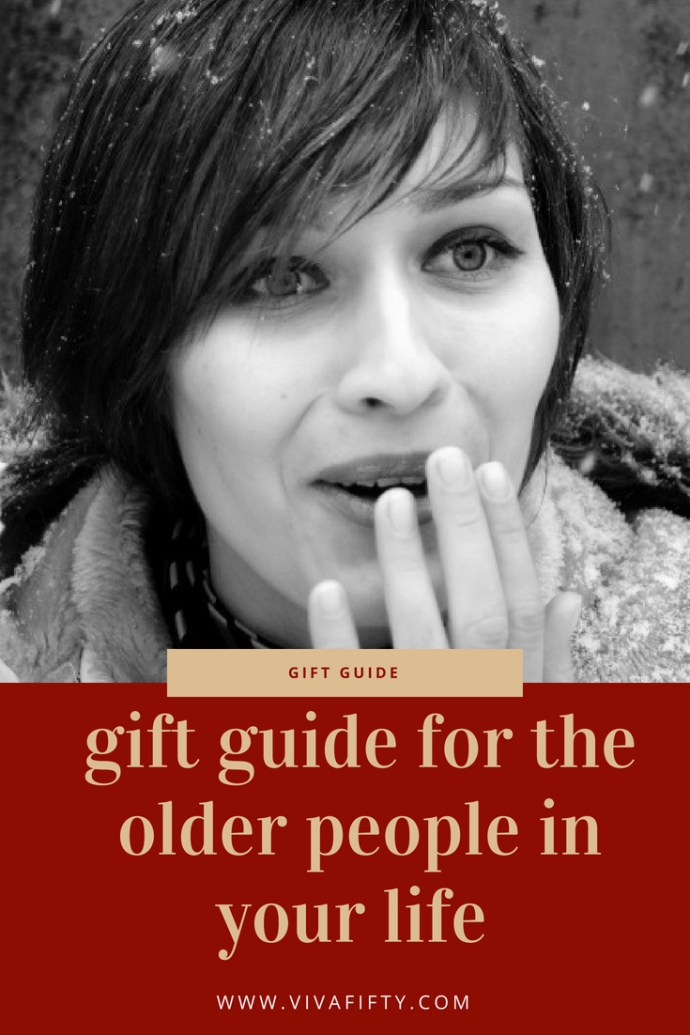 So what can you give someone who's already set in their ways? Well, here is a list of 5 simple gift ideas for him and her, presents just about anyone can enjoy. #giftguide #midlife #christmasgifts