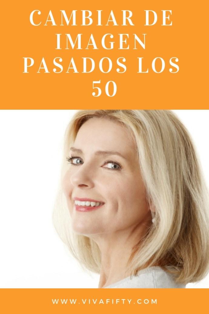 Cualquier edad es buena para un cambio de imagen, pero cumplir 50 se presta a replantearse muchas cosas, incluido nuestro look. #belleza #medianaedad #cumplir50