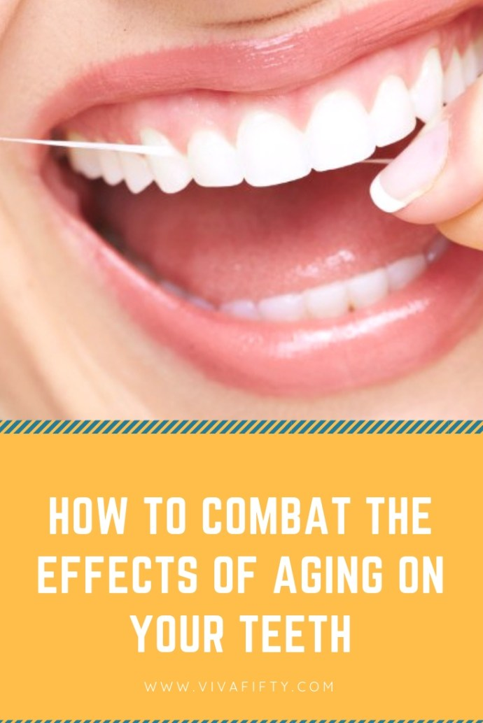 Did you know dental health and hygiene becomes increasingly important with every birthday? There is no way to deny that as we age, particularly after we reach our 50's, that our bodies, begin to change in ways we never experienced. #health #teeth #midlife #aging #over50