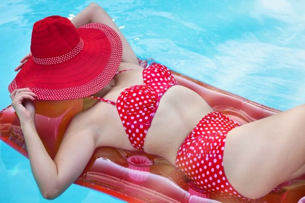 3 Reasons to wear a bikini in midlife