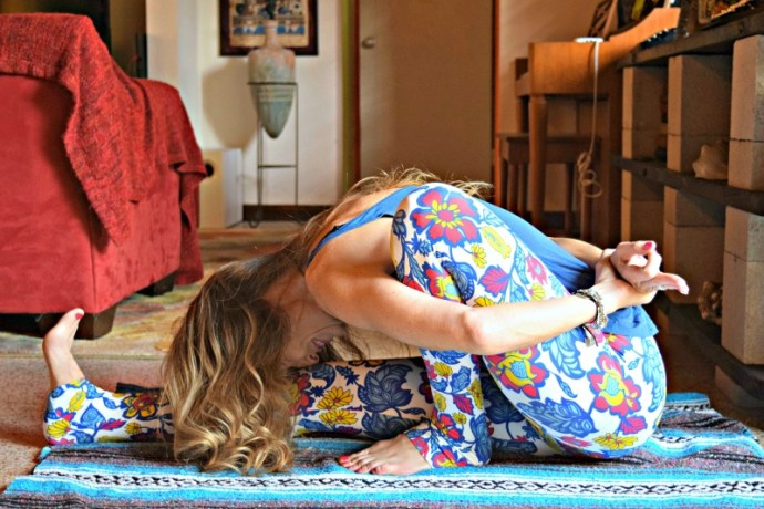 How yoga can help you offset hot flashes