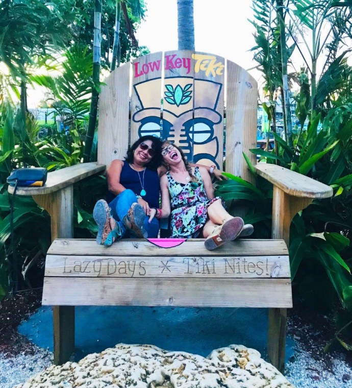 A girls' weekend In Pine Island, Florida
