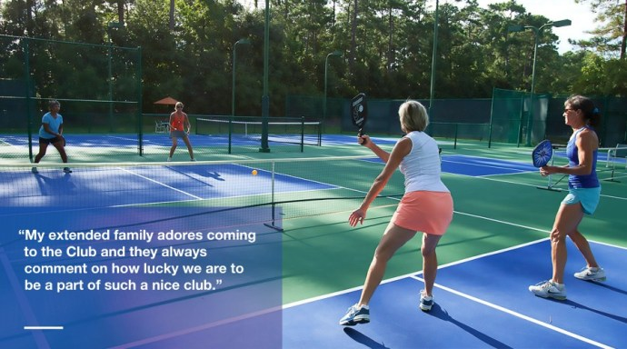 If you're looking for a place to live and play, look no further than The Landings Club on Skidaway Island, Georgia. It has everything for an active life.