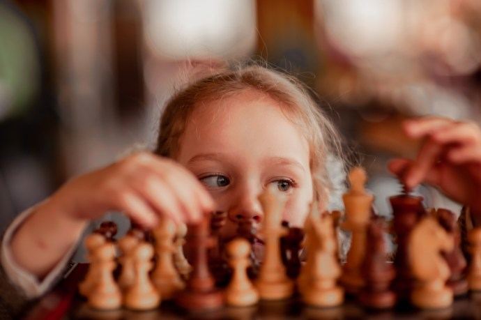 Playing chess can help keep your brain sharp at any age, especially in this era of electronics and social media.