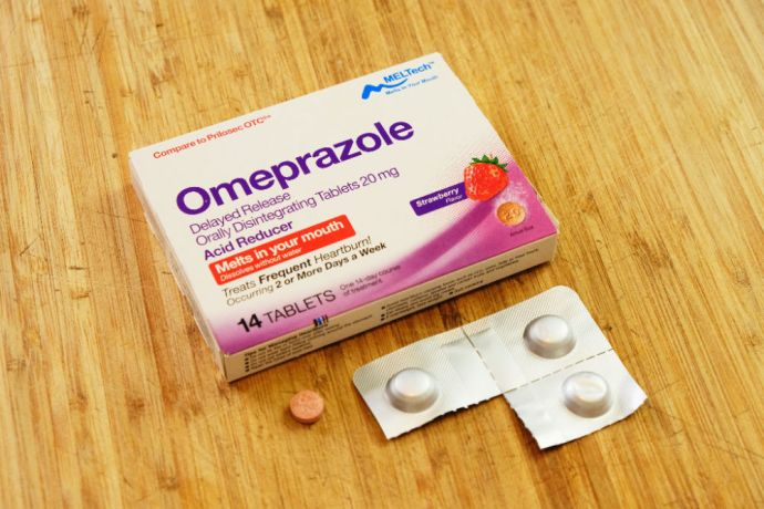 #ad This year with smaller holiday gatherings and perhaps cooking our own food at home, it will be easier to avoid trigger foods for heartburn with Omeprazole ODT. #DissolveHeartburn