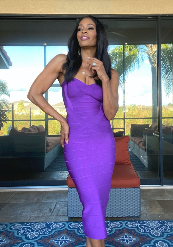 Katrina Spagnoletti competed in her first ever pageant at 53 and recently won the title of Miss Florida America at 56.