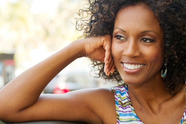 Revive your curly hair after 40