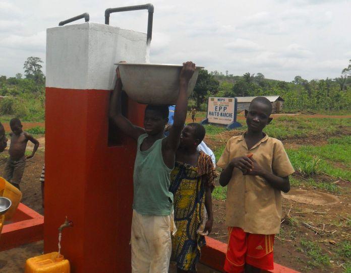 Togo : Une prouesse technique pour alimenter 2 000 villageois en eau potable