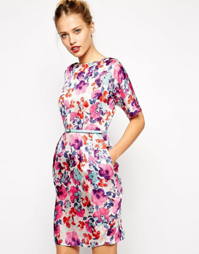 asos-patterned-bold-print-dress-60s-fashion-style-trend