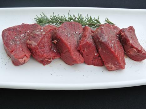 buffalo tenderloin filets