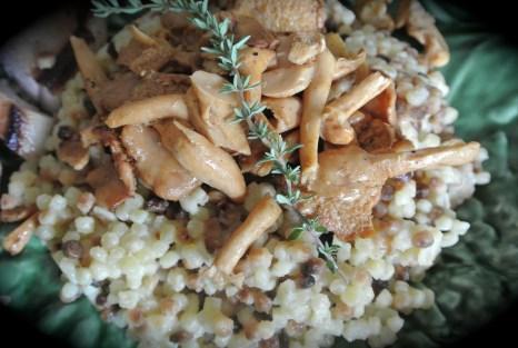 Mushrooms FRESH, specialty pantry