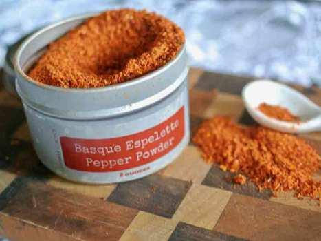 Piment d'Emplette is a kitchen staple