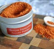 specialties basque esplette pipette