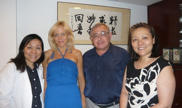 Nefeli and Viva Partnership