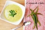 Cómo hacer una Crema de Ejote o Judías Verdes