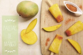 Polos o Paletas de Mango: receta para el Verano