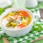 Beneficios del Caldo de pollo: nutrición y salud