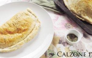Calzone de Carne molida con Vegetales y Queso | Receta fácil
