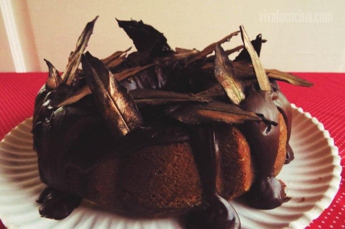 Rosca de chocolate Oscuro
