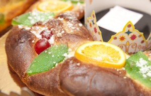 Receta de Rosca de Reyes. Tradición muy Dulce para hacer en casa