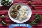 Receta de Carne de Cerdo en Salsa Verde