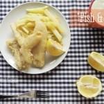 Fish & Chips (Pescado y Patatas): cómo preparar en casa